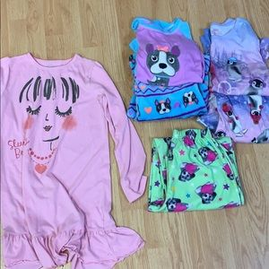 Winter pajamas bundle
